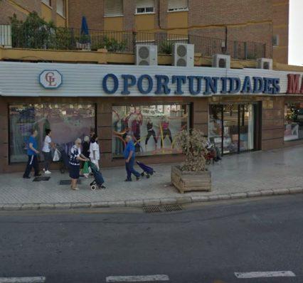 tienda oportunidades malaga